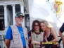 Napoli, 20 giugno 2009: raduno dei Movimenti Meridionalisti