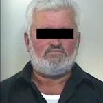 Giovanni Peluso, sorpreso a rubare in Curia a Molfetta