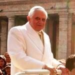 Sua Santità Benedetto XVI (foto B15G)