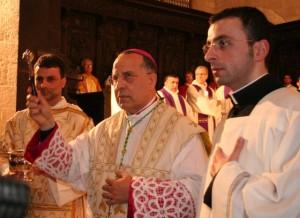 arcivescovo mons. giovan battista pichierri