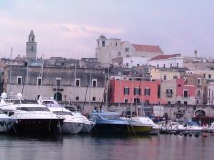 centro storico porto