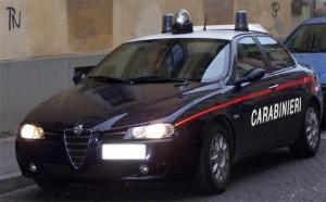 carabinieri GAZZELLA ARMA