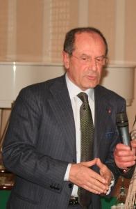 Il Prof. Francesco Schittulli, candidato alla Presidenza della Regione Puglia