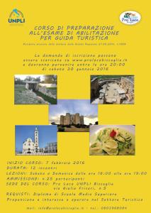 pro loco bisceglie Corso-di-Guida-Turistica-2016
