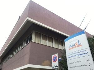 Trani: ospedale. (foto radiobombo)
