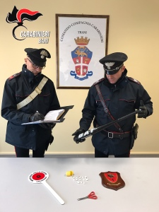 carabinieri GEN TRANI