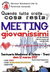 Trani_MeetingGiovanissimi_Locandina
