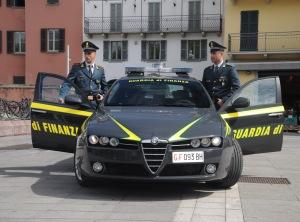 gdf taranto - Sequestro Corte dei Conti