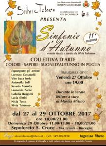 Sinfonie d'Autunno - Monastero Santa Croce, Via Frisari - Bisceglie