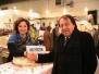 "\""Pizzi e Merletti d\'italia\"" - Fiera di Pesaro, 23 gennaio 2010. Tombolo di Bisceglie"